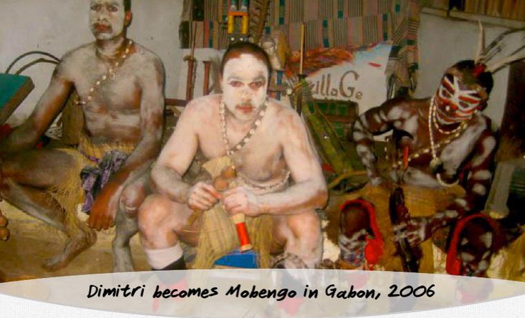 Dmitri becomes Mobengo