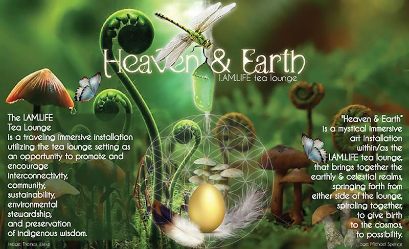 Heaven & Earth Tea Lounge