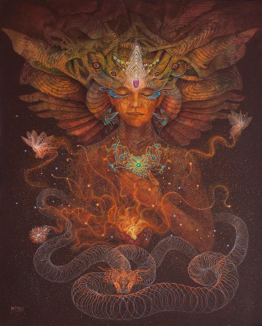 Luis Tamani Artwork