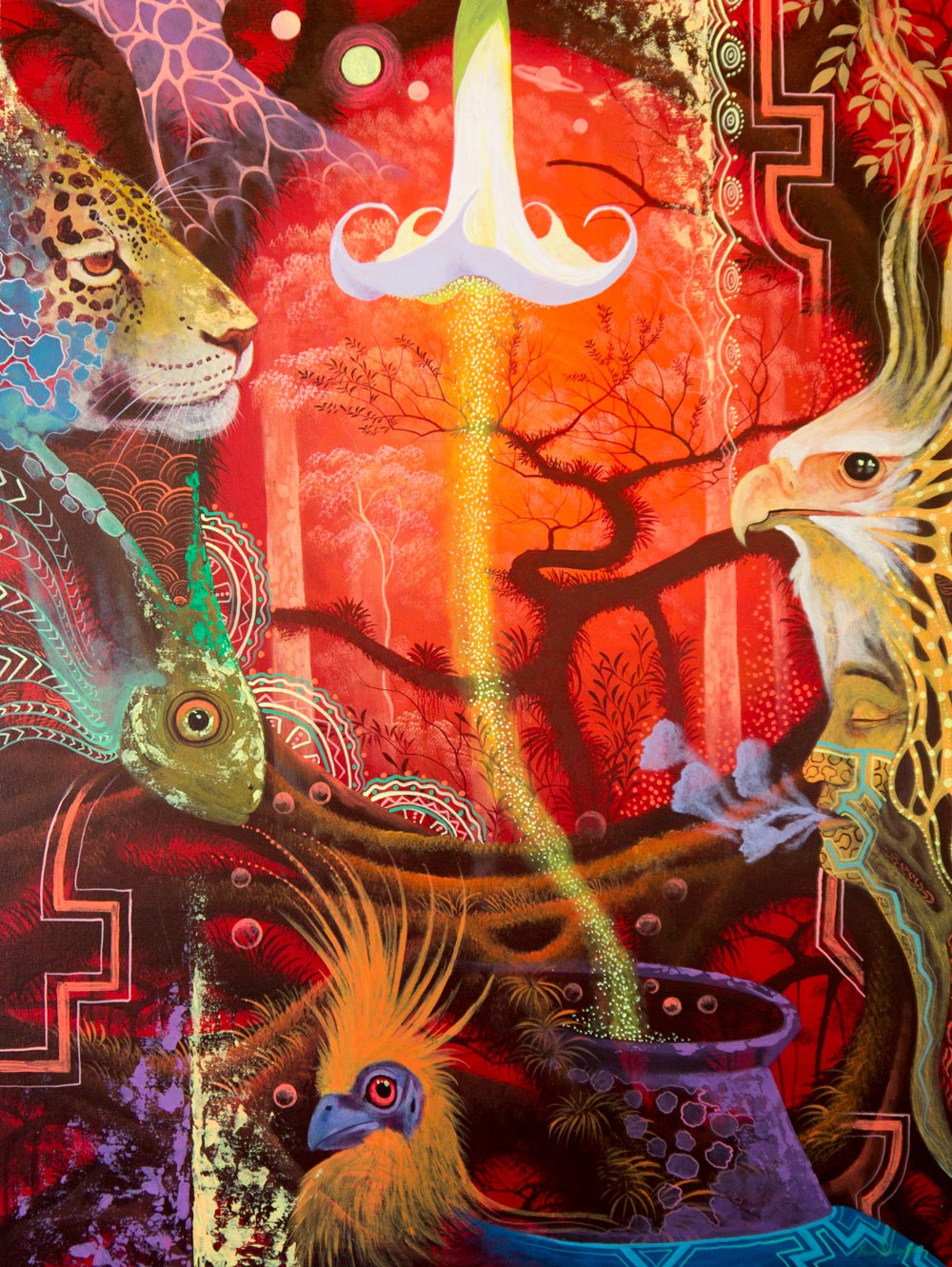 Mauro Reategui Perez Artwork