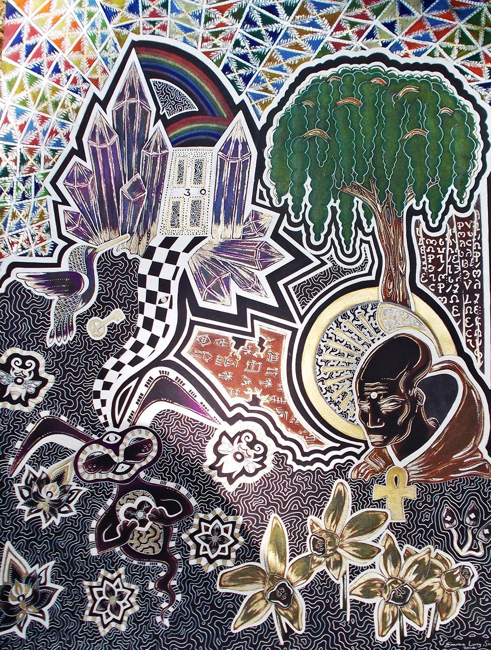 Enochs Gate by Emma Lucy Shaw