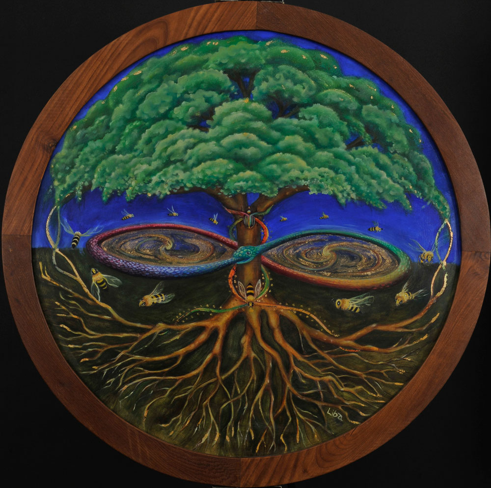 Tree of Life by Liba Waring Stambollion