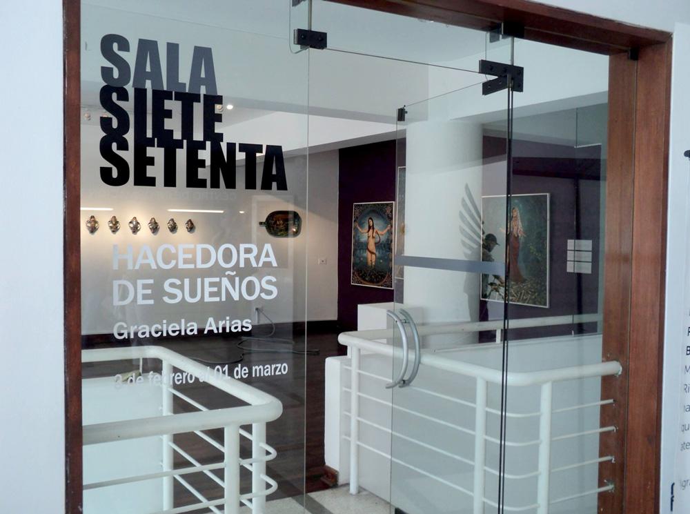 Graciela Arias Salazar gallery pic